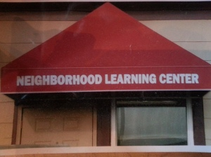 The learning center Mom founded at Eastbrook